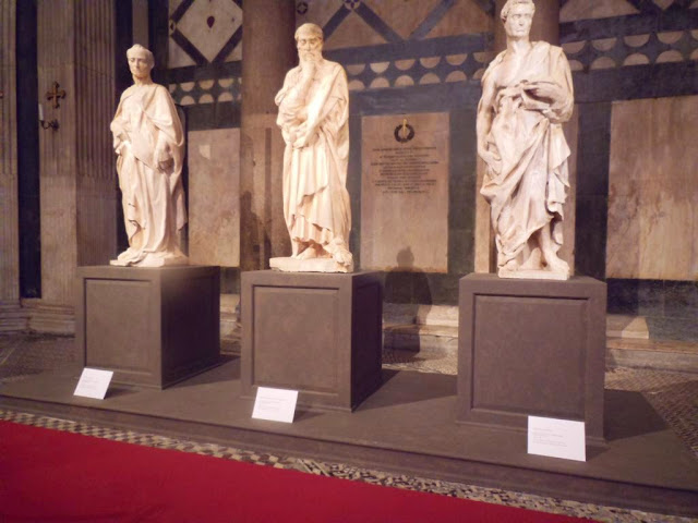 Estatuas decorativas