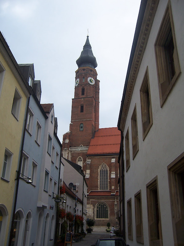 Germany, Bavaria, Straubing, Church St.Jakob
