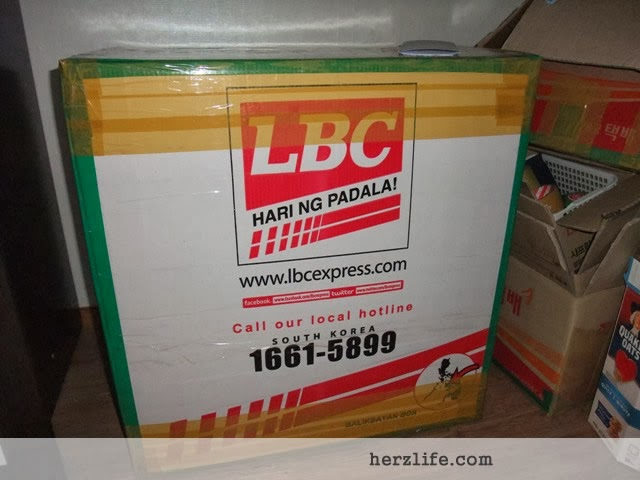 My Second LBC Jumbo Box is Ready for Pickup