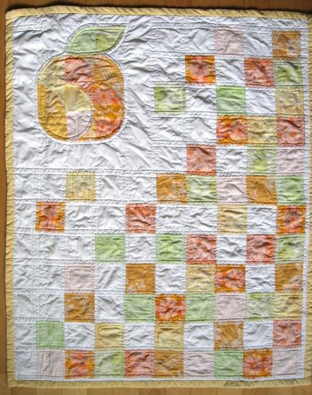 Äpfelchen-Quilt