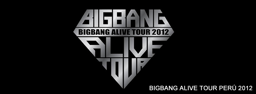 Big Bang Alive Tour Peru (Imagenes para Facebook)