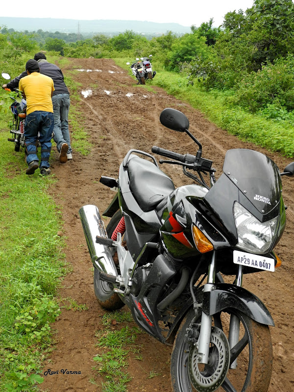 Off Roading Near Me >> [Photo Feature]: Monsoon Off-road Masti at Ananthagiri Hills