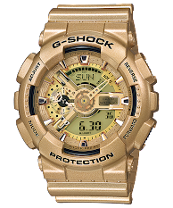 Casio G-Shock : GA-100A-7A