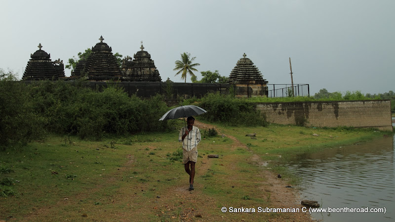 A rainy afternoon at Doddagaddavalli
