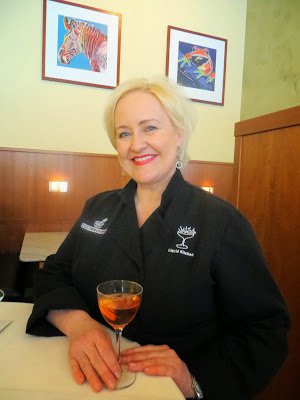 Queen of the Liquid Kitchen at the Heathman, Bar Chef Kathy Casey