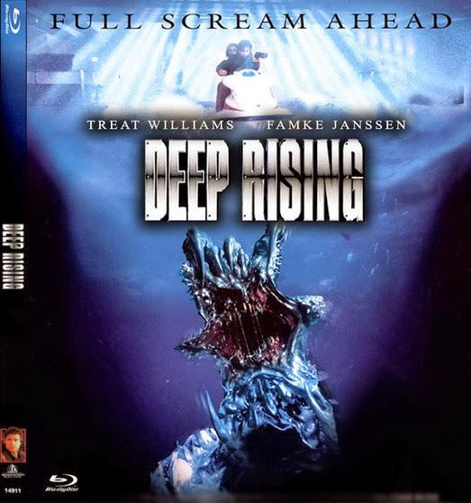 Deep Rising [BDRip m720p][Dual AC3][Subs][Terror][1998]