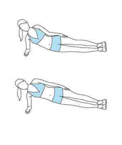 One minute endurance test 4 8
