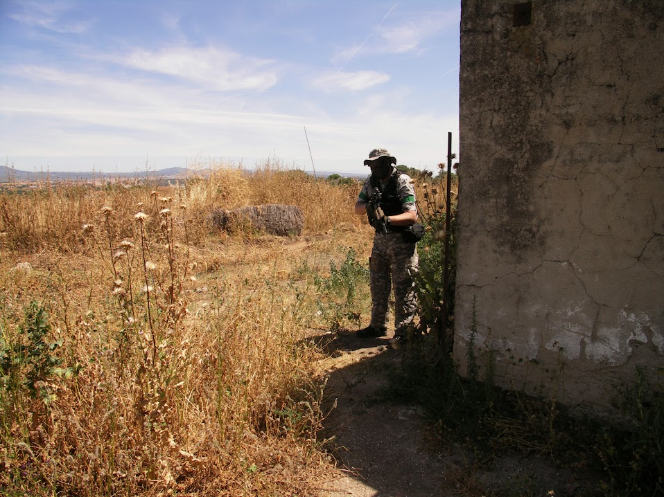 """Fotos de """"THE FINAL WAR"""". La Granja. 23-06-13 PICT0091"""