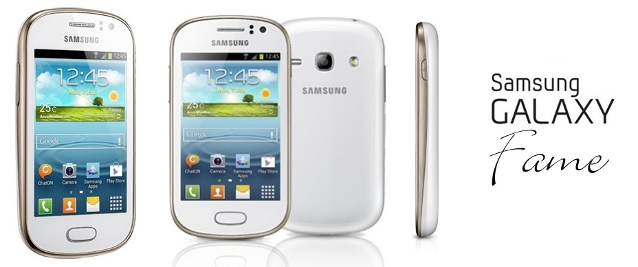 Spesifikasi Dan Harga Samsung Galaxy Fame