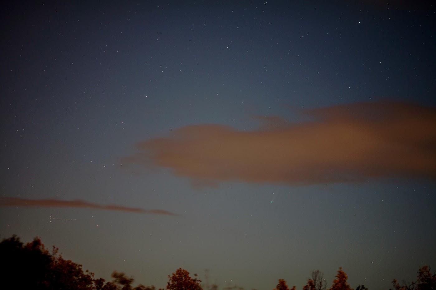 Comète Ison, Mars... - Page 2 Ison+20n