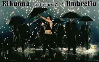Kutukan Lagu MP3 Umbrella Milik Rihanna