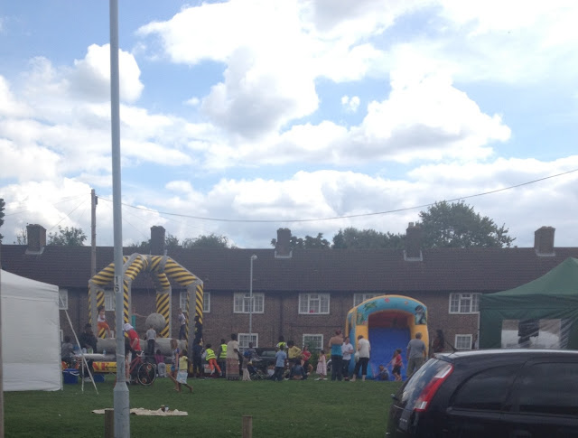 launcelot road bromley downham fun afternoon youth project