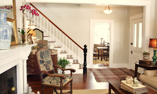 For the love of a house the living room details - Satin or eggshell for living room ...