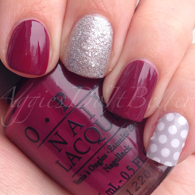 Aggies Do It Better: Jamberry Nail Wraps (Review)