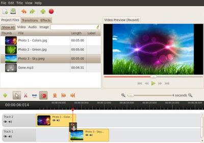 Instalando la última versión de OpenShot en Ubuntu 12.04