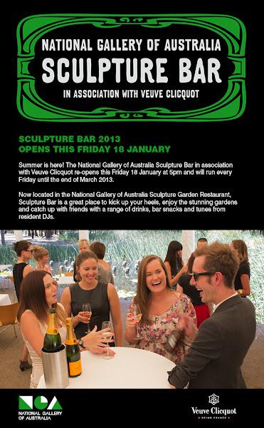 sculpture bar