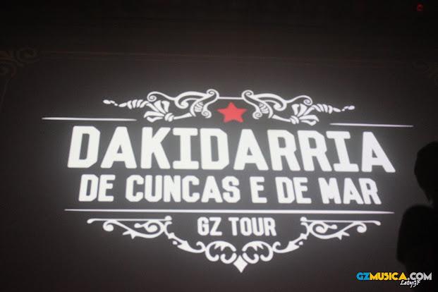 Así foi o concerto de Dakidarría e Nao na Capitol