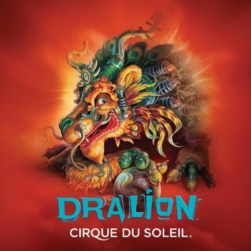 Cirque Du Soleil Dralion Houston
