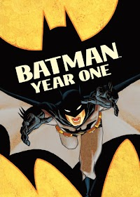 Jaquette de Batman: Year One