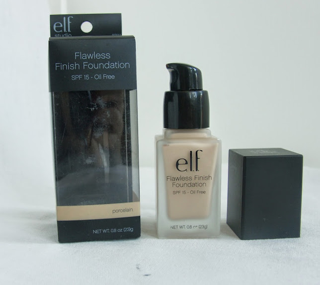 elf foundation porcelain