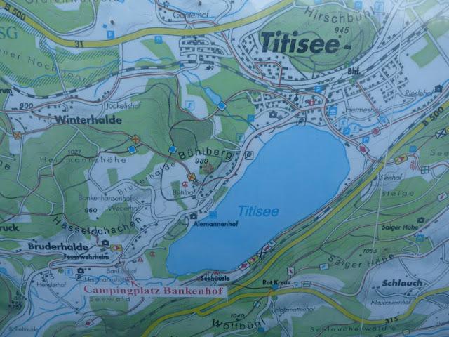 [ALLEMAGNE] Forêt Noire, lac du Titisee - Premier Weekend en California P1070095
