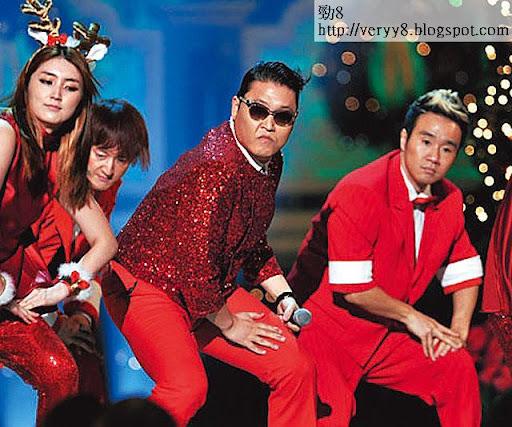 Psy喺一片譴責聲中,仍如期出席奧巴馬嘅「華盛頓迎來聖誕節」慈善騷作表演。
