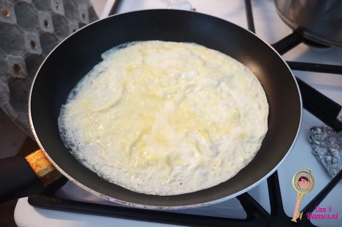 Tamagoyoki egg omelet