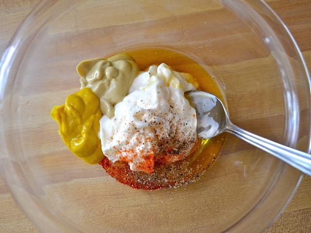recipe: honey mustard baked chicken bread crumbs [29]