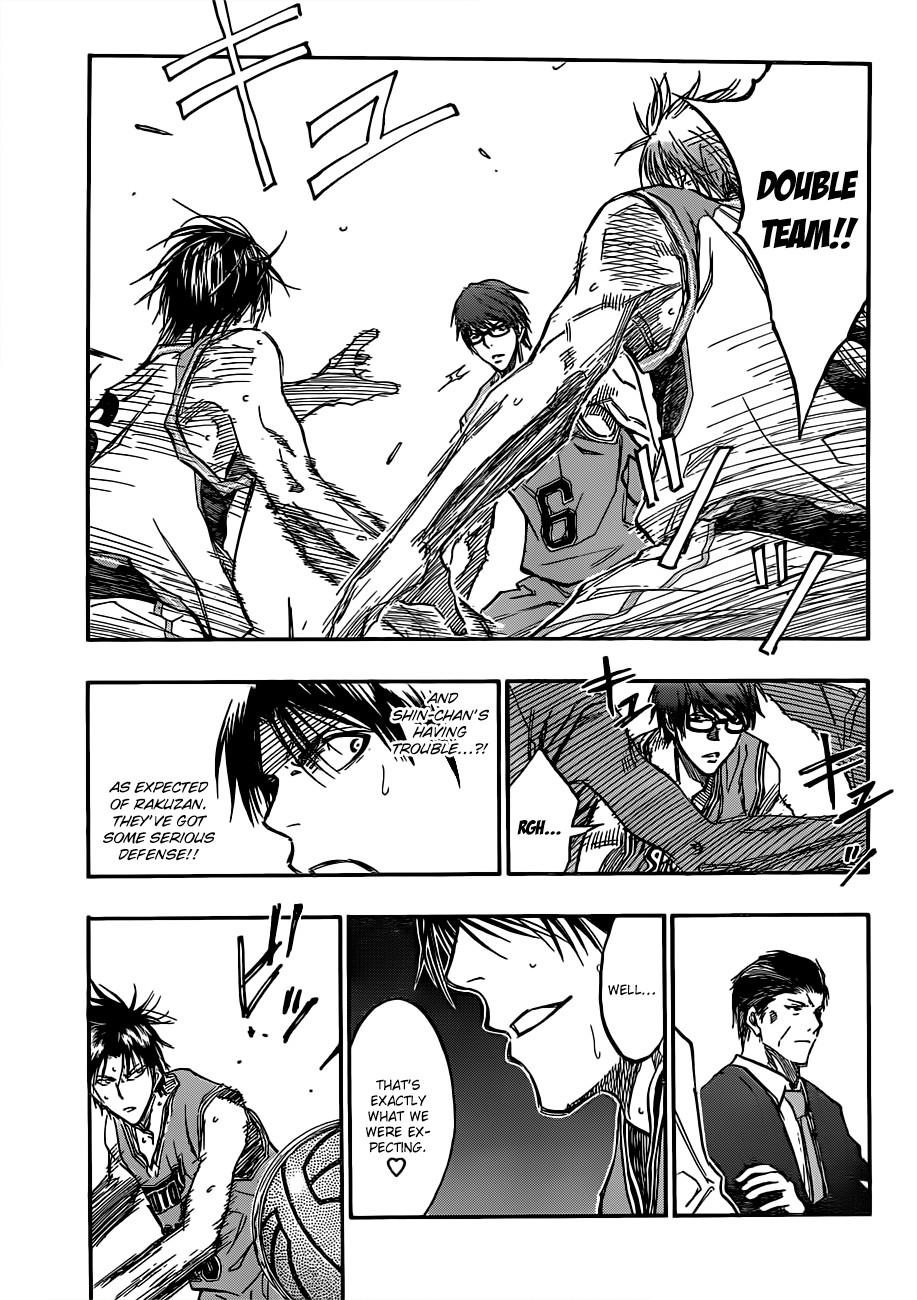 Kuroko no Basket Manga Chapter 176 - Image 13