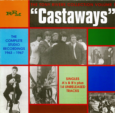 Castaways ~ 1999 ~ The Tony Rivers collection vol.1