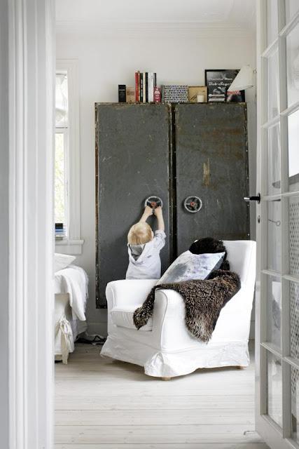 Belgian Style Interior
