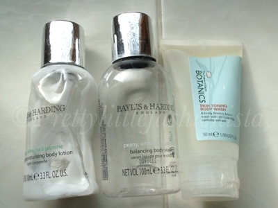 March Empties Bathcare