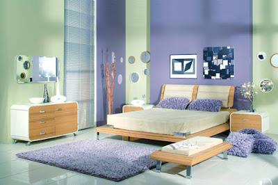 purple1 Purple in Tween and Teen Bedrooms 9