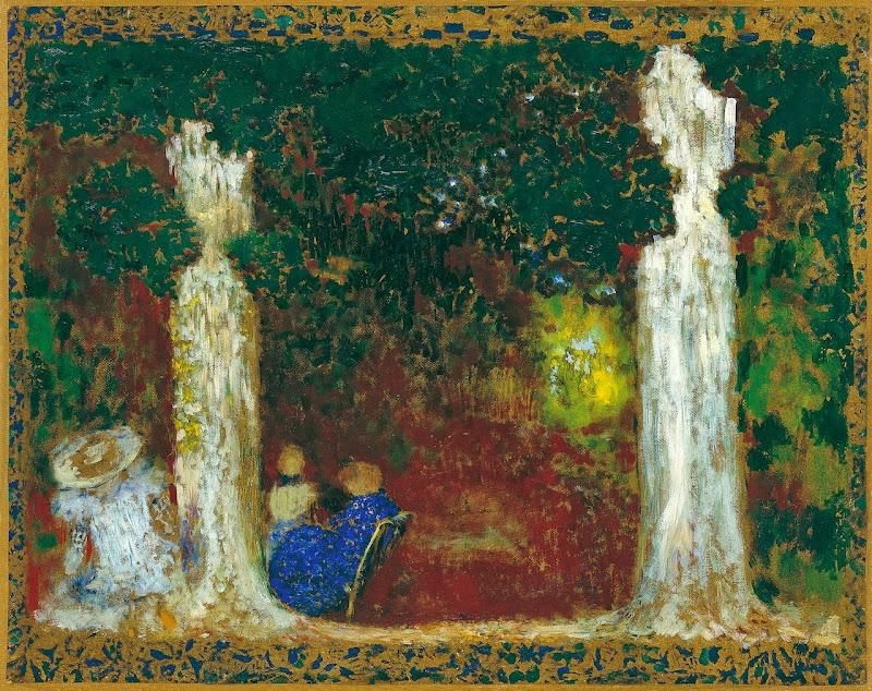 Édouard Vuillard - Beneath the Trees