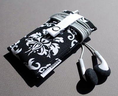 fabric ipod case