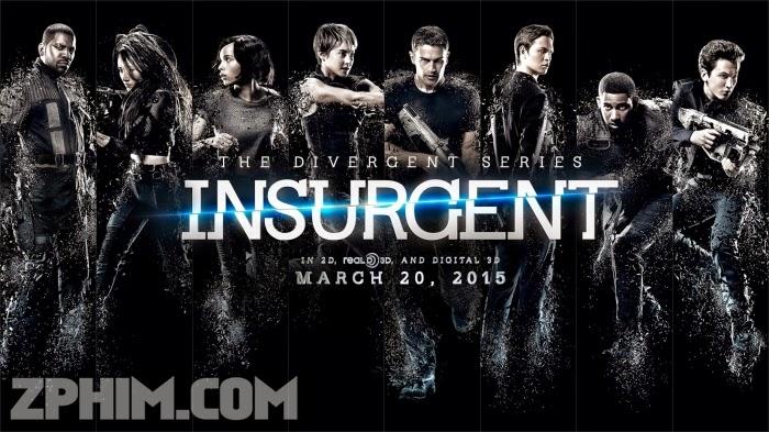 Ảnh trong phim Những Kẻ Nổi Loạn - Insurgent 1