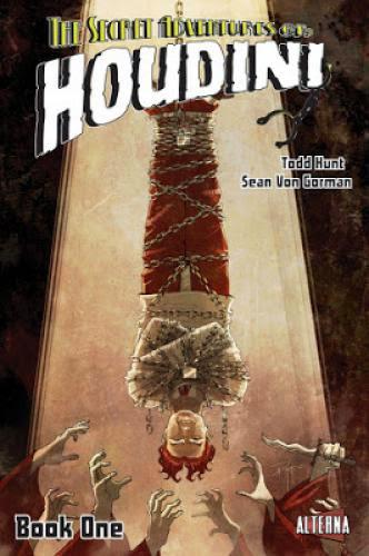 Secret Adventures Of Houdini Guest Blogger