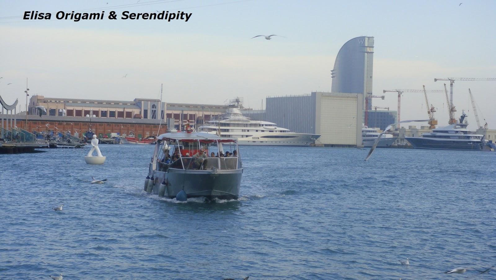Port Vell, Barcelona, Blog Elisa N Viajes