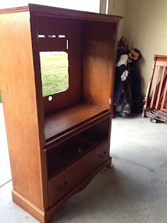 Photo of before tv armoire Wolfelicious