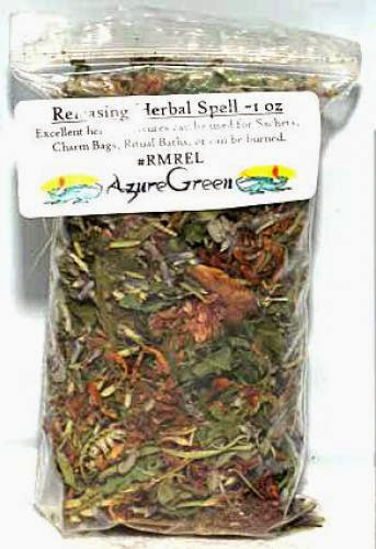 Releasing Herbal Spell Mix