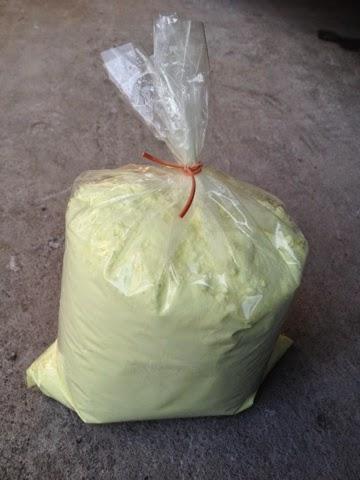 Sulfur / belerang