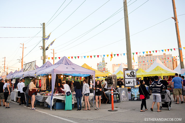 Richmond Summer Night Market // Vancouver Things to Do.