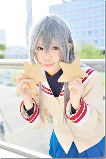 clannad cosplay - ibuki fuko 2