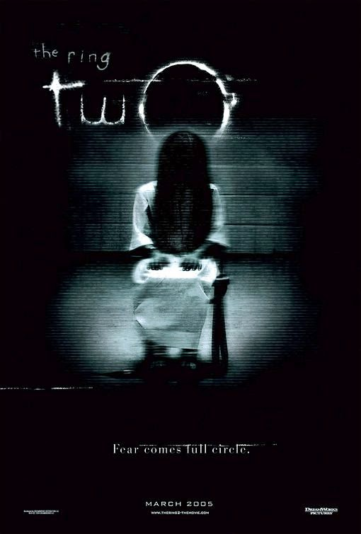 Poster Of The Ring Two (2005) Full Movie Hindi Dubbed Free Download Watch Online At Alldownloads4u.Com