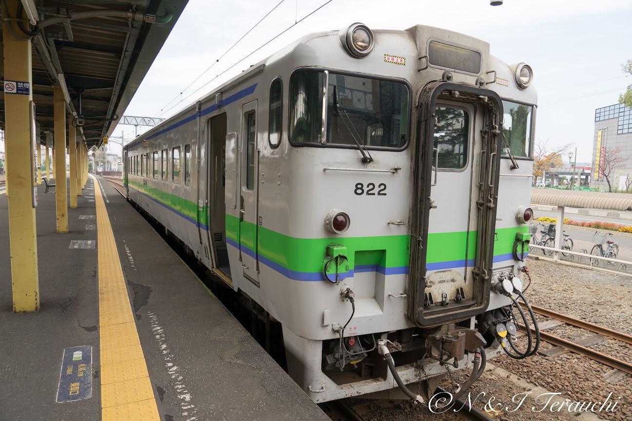キハ40普通列車