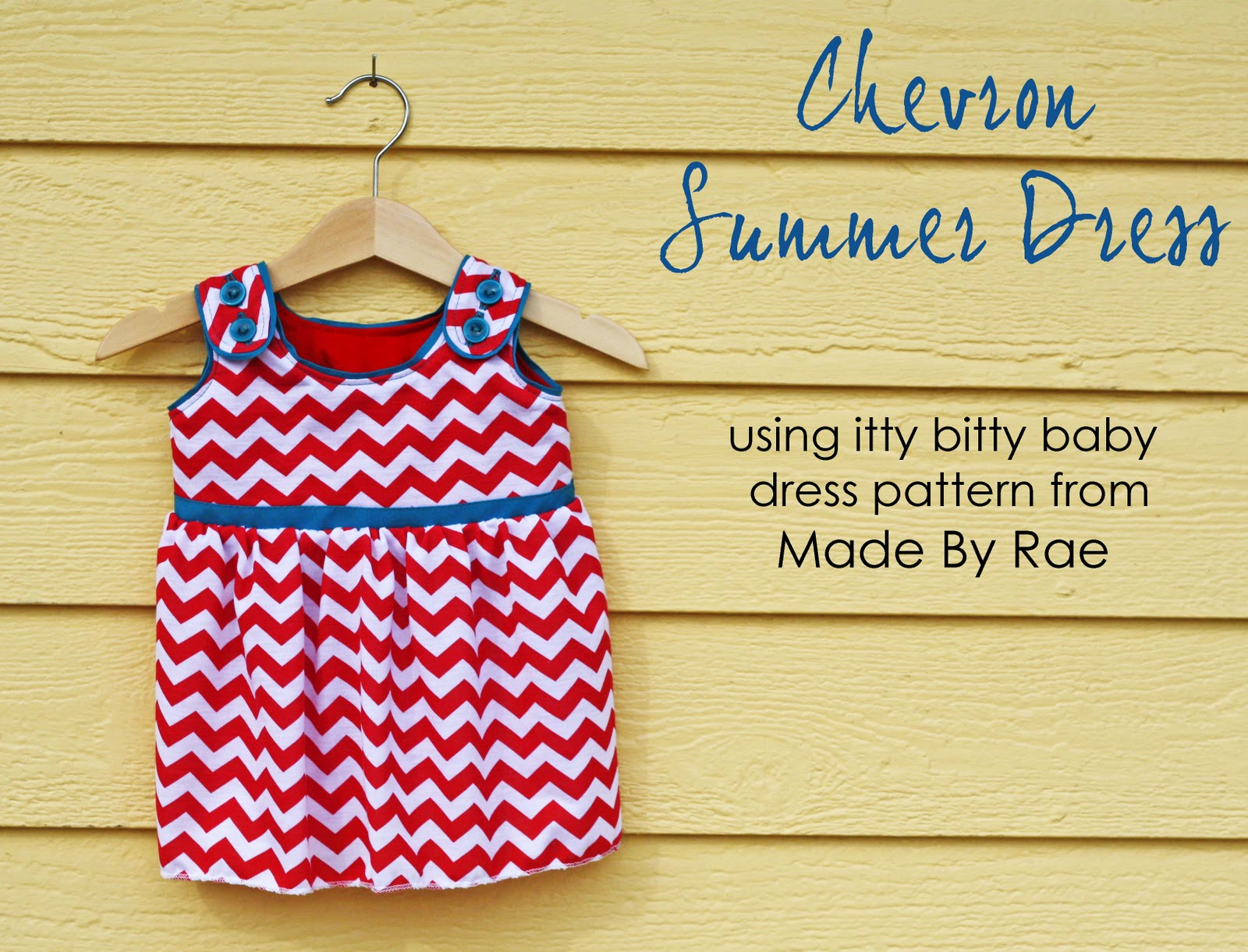 Running With Scissors Itty Bitty Dress Variation