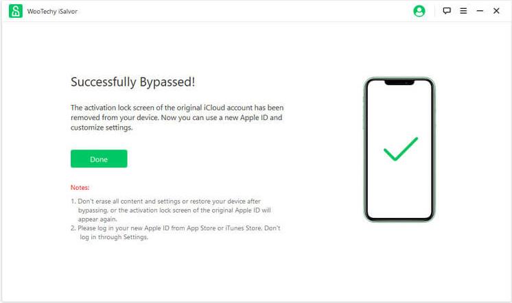 أفضل 5 أدوات لتجاوز iCloud لإزالة قفل تنشيط الايفون بدون كلمة مرور 6