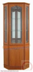 Tủ trưng bày gỗ 04