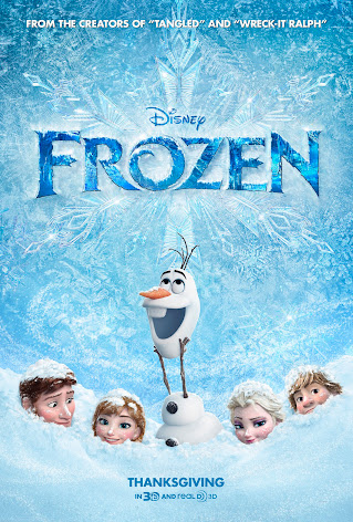 Disney Frozen is one of 7 family-friendly Valentines movies and shows perfect for Valentine's Day