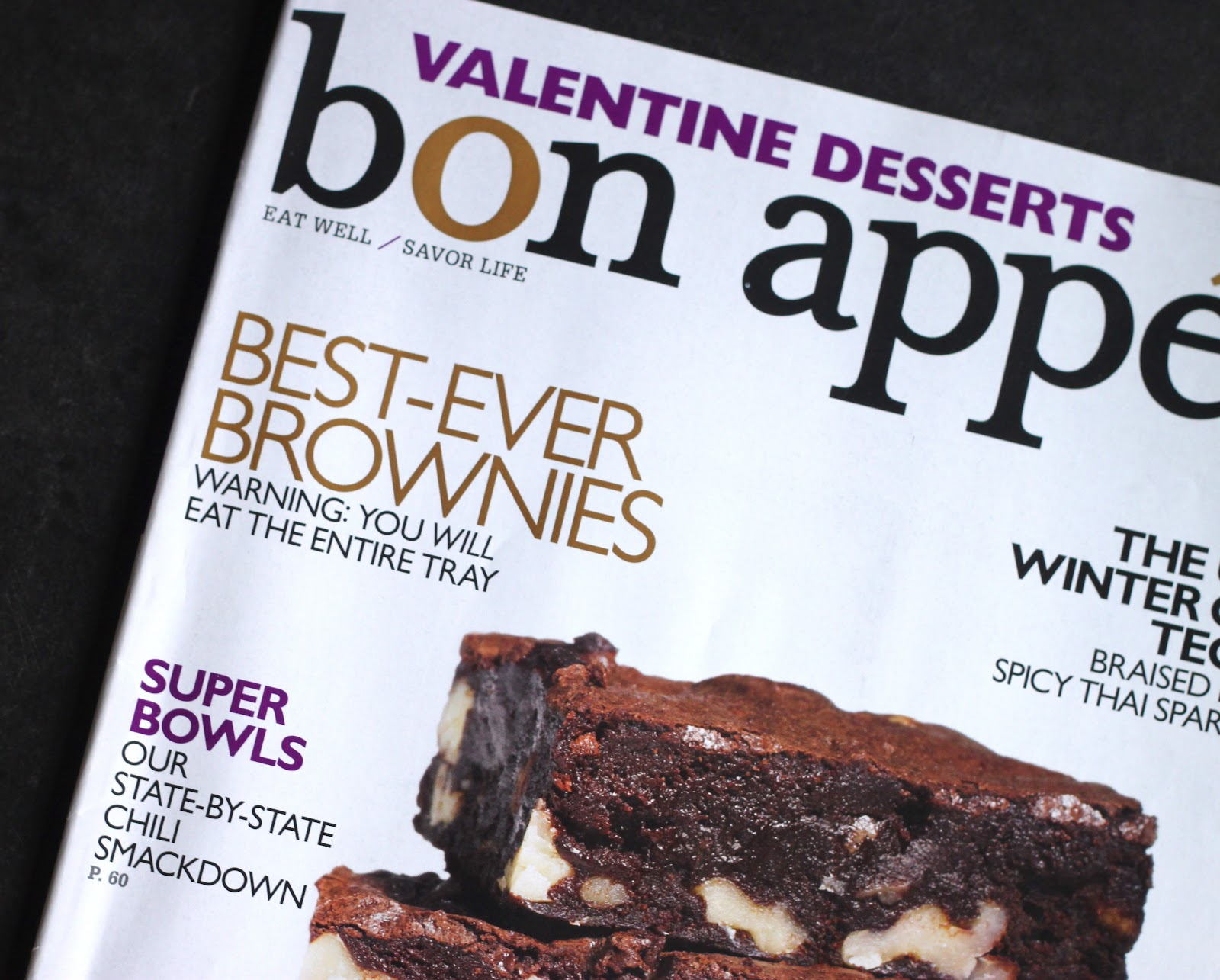 The Cilantropist: Cocoa Brownies with Browned Butter ...